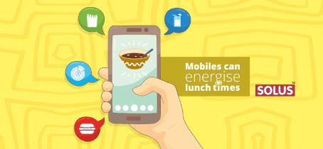 Lunch times simplified: How mobile apps can make lunch breaks easier for employees