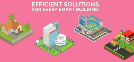 How smart buildings work-Inside modern workplaces