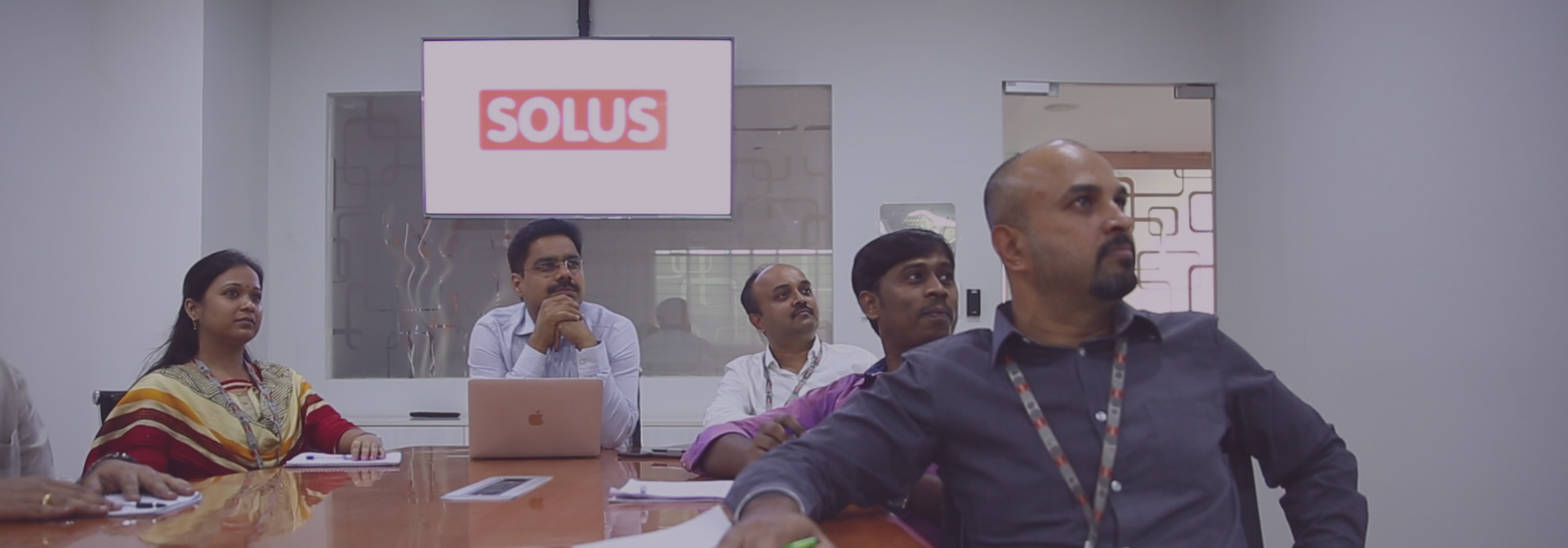 Leaders behind success of SOLUS