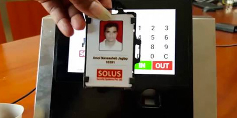 Solus Student Tracking System
