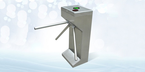 Turnstiles Integrated with Barcode Reader